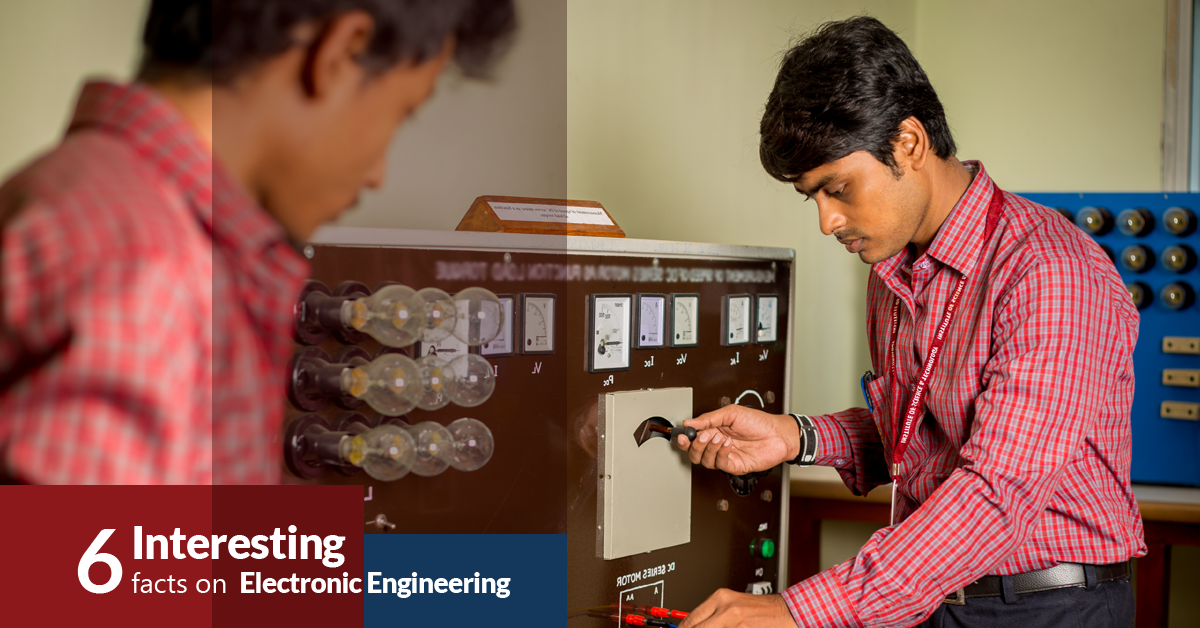 6 Interesting Facts on Electronic Engineering