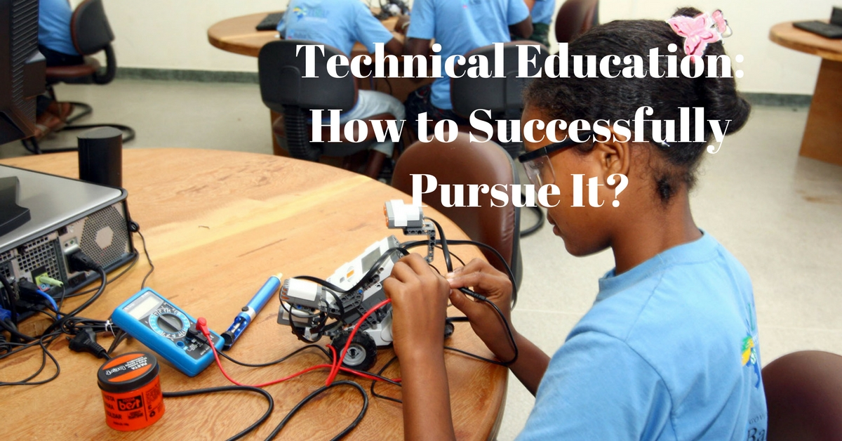 Technical Education Program - How to Pursue It?